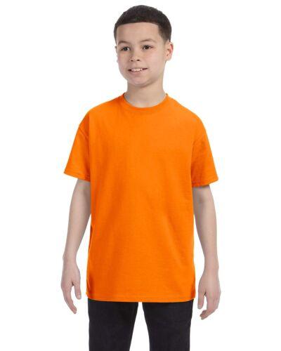 Heavy Cotton T-Shirt 3 Pack G500B All Sizes Gildan Mens 5.3 oz