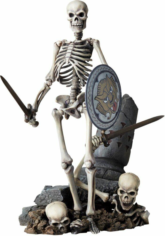 Tokusatsu Revoltech No.020 Jason Y Los Argonautas figura de ejército esqueleto F S Nuevo