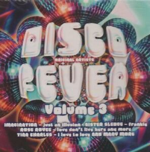 Various-Disco-Fever-Vol-3-CD-2002