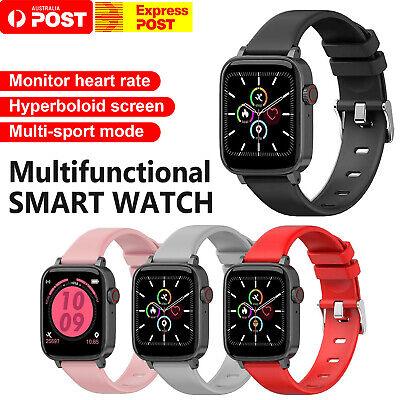 Waterproof Bluetooth 5.0 Smart Watch Bracelet Heart Rate Blood Pressure Oxygen     eBay