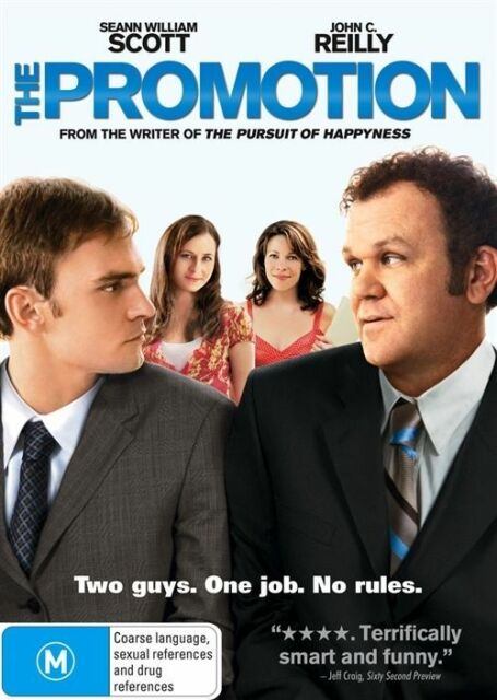 The Promotion (DVD, 2009)**R4**Like New*