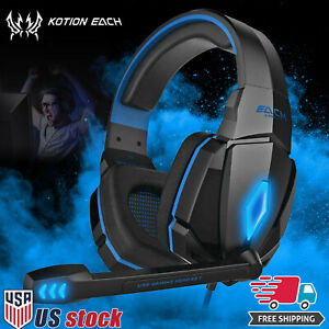 EACH-G4000-Gaming-Headset-Stereo-Headphones-USB-3-5mm-LED-with-Mic-for-PC-Laptop
