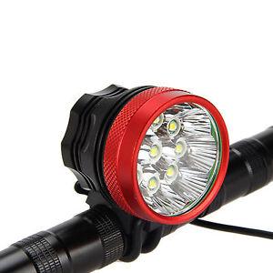 20000LM-9x-XM-L-T6-LED-MTB-Biciclette-Bicicletta-Luce-Faro-Lampada-Torcia