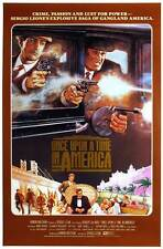 """ONCE UPON A TIME IN AMERICA Poster [Licensed-NEW-USA] 27x40"""" Theater Size"""