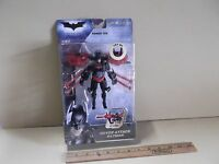 The Dark Knight Hover Attack Batman 5.5in Figure Power Tek Mattel 2007