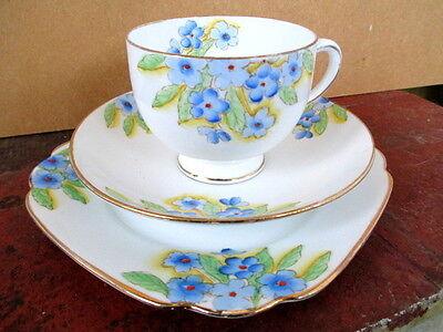 Art Deco / Vintage China Tea Set Trio.Standard China.2028.British.
