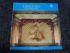 Di Maestro Vi Musica Opera Swedish Society Vinyl LP  LT 33117 - Bodmin, United Kingdom - Di Maestro Vi Musica Opera Swedish Society Vinyl LP  LT 33117 - Bodmin, United Kingdom