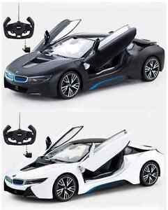 1 14 bmw i8 coupe auto mit fernsteuerung ferngesteuertes. Black Bedroom Furniture Sets. Home Design Ideas