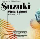 Suzuki Viola School CD 1+2 (1997)