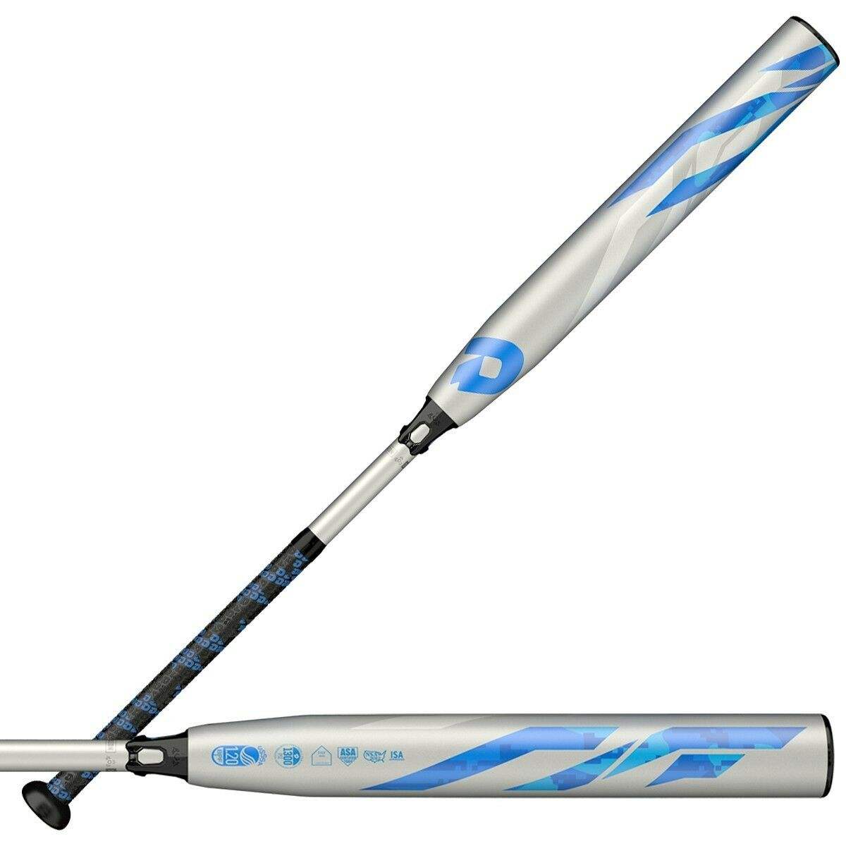 2019 DeMarini Zen Fastpitch Softball Composite Softball Bat 28/17 -11 WTDXCFS-19