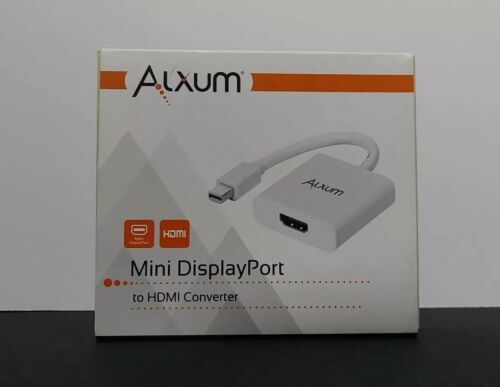 MINI DISPLAY PORT TO HDMI CONVERTER ALXUM WHITE