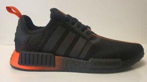 Adidas Nmd R1 Star Wars Darth Black Originals Boost Shoes Trainers | UK Size 8.5
