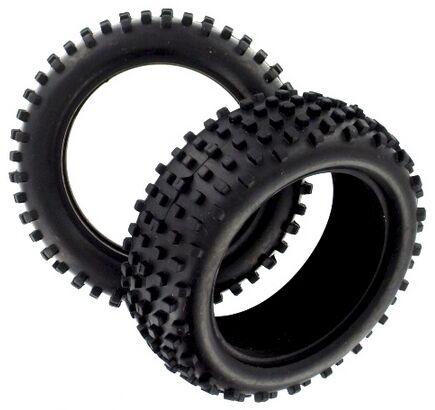 HSP 06009 pneus avant (x2)  pour HSP 1/10