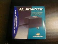 5 Heavy Duty 110v Ac Power Supply Adapter For The Sega Genesis 2 System