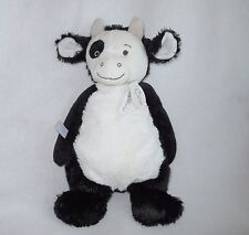 Happy Horse Cow Como Black White Plush Soft Toy Stuffed New 13""
