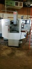 Used Haas Mini Mill Cnc Vertical Machining Center Ct 40 4th Axis Ready Rigid Tap