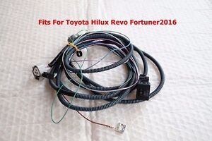 headlight leveling switch with wire socket for toyota hilux revo Toyota Revo Hilux Interior image is loading headlight leveling switch with wire socket for toyota