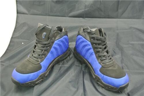 Bottes 10 Taille 5 Noir Bottes Nike Foamposite Bleu Uk dition Sp Chaussures 0ZaxpqwA