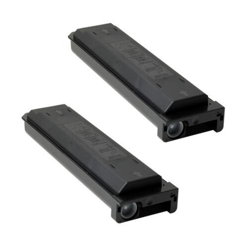 2 Pack Sharp MX-M565N MX-M564N MX-M465N Black Toner Cartridge MX-560NT MX560NT