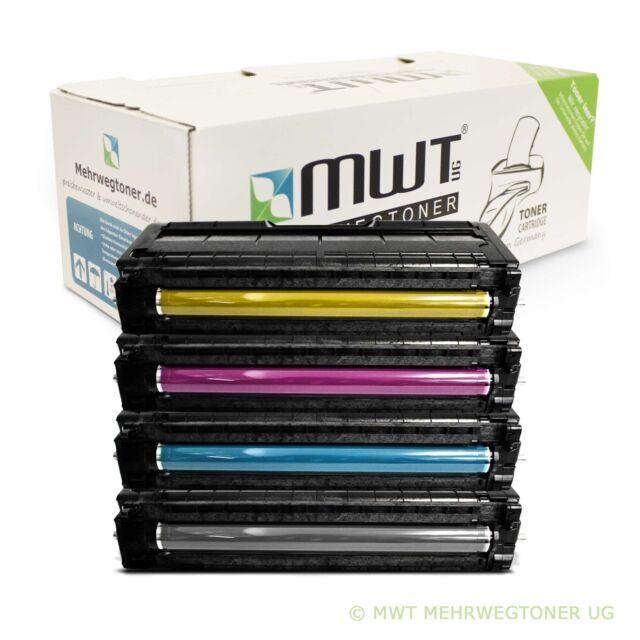 1-10x MWT Patronen/Refill für Ricoh Aficio SP C 250 Farb-Auswahl Toner SPAR SETS