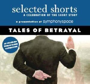 SELECTED-SHORTS-TALES-OF-BETRAYAL-NPR-Audiobook-3-DVD-SET-J25
