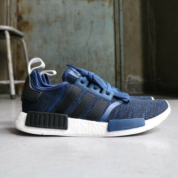 Adidas NMD R1 Mystic bluee Size 13.5. BY2775. pk primeknit ultra boost