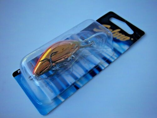 "DIVES 10/' TO/' 13/' Salmo Hornet Sinking 2/"" /& 1//4 oz GOLD METALLIC ORANGE Color"