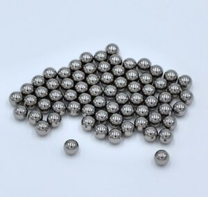 G10 Hardened Chrome Steel Loose Bearing Balls Bearings Ball 5 PCS 16mm