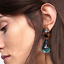 Women-Boho-Geometric-Drop-Dangle-Hook-Acrylic-Resin-Ear-Stud-Earrings-Jewelry thumbnail 6