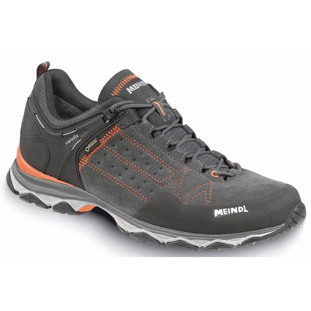 Meindl Ontario GTX zapatos  de senderismo negros  barato y de moda