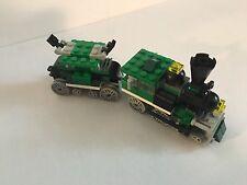 "LEGO Creator 3 in 1 4837 Mini Trains ""Retired"" X2"