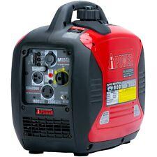 A Ipower Sua2000i 1600 Watt Rv Ready Portable Inverter Generator With Paralle