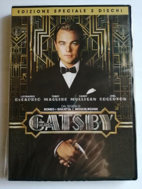 IL GRANDE GATSBY DVD EDIZIONE SPECIALE 2 DISCHI Leonardo Di Caprio