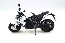 MOTO HONDA CB 1000 R BLANCHE  1/12 JA16DC