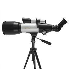 """350X70 rich-field REFRATTORE Telescopio con mirino. standard 1,25 """"oculare"""