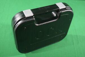 Glock-Firearms-Factory-Pistol-Hard-Case-Box-W-Cleaning-Tools-Manual-19-17-23-22