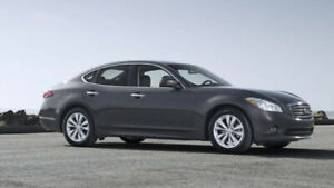2011 Infiniti M37X Luxury Top Package Deluxe Touring AWD Sedan