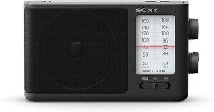 Radio Portatile FM/AM SONY ICF-506