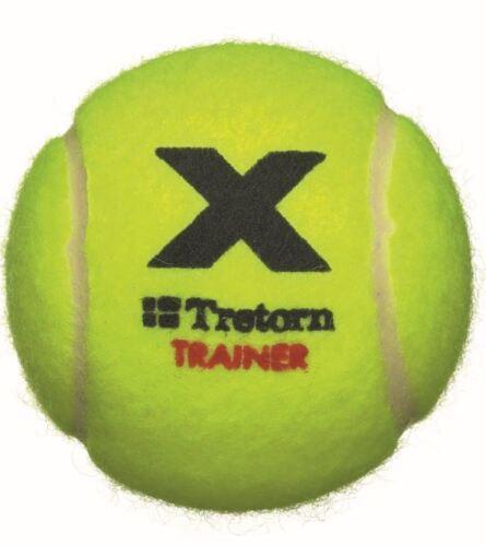 TGretorn Micro X Trainer 30 Stück Tennisbälle Tennis Balls
