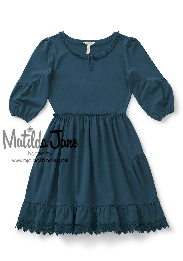 damen MATILDA JANE Make Believe Hold The Key Dress Größe M Medium NWT