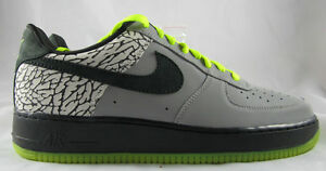 a8178bf015973 Details about NIKE AIR FORCE 1 LOW PREMIUM 329423 001 ***DJ CLARK KENT***