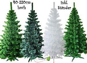 Tannenbaum Kunststoff.Details Zu 40 220cm Weihnachtsbaum Kunstlicher Tannenbaum Kunststoff Christbaum Kunstbaum