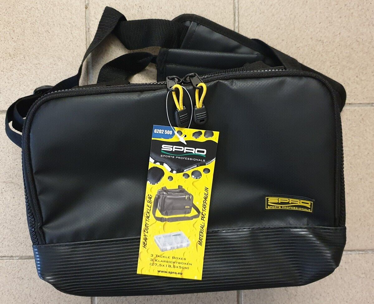 SPROHeavy Duty Tackle borsa borsa dispositivi 30x22x19cm