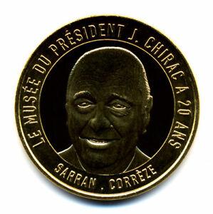 19-SARRAN-Musee-du-President-Jacques-Chirac-20-ans-2020-Monnaie-de-Paris