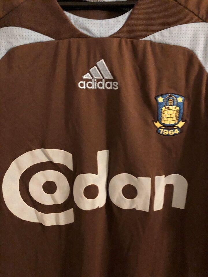Fodboldtrøje, Brøndby trøje, Adidas