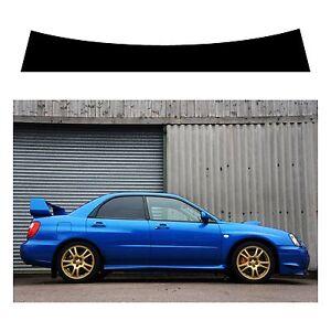 Sunstrip-for-a-Subaru-Impreza-Gen-1-1992-2000-pre-cut-no-trimming-required