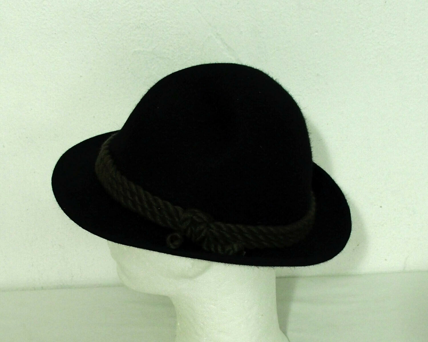 Classic Traditional Felt Hat Size 59 Outdoor M030