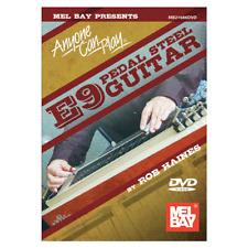 Anyone Can Play E9 Pedal Steel Guitar (DVD, 2010)