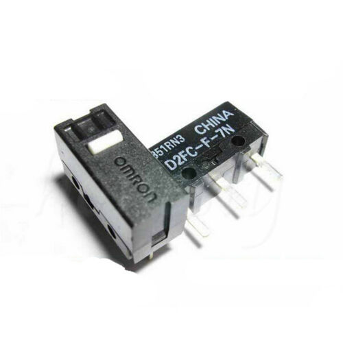 5PCS Micro Switch Microswitch for OMRON D2FC-F-7N Mouse D2F-J Microswitch