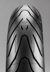pirelli angel st sport touring motorcycle tyre 120 70 17 ebay. Black Bedroom Furniture Sets. Home Design Ideas